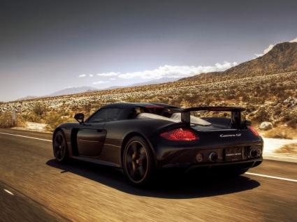 Porsche Carrera GT Wallpaper Porsche Cars