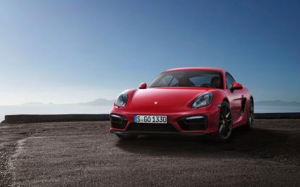 Porsche Cayman GTS 2015