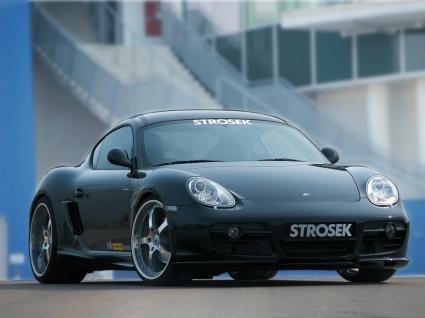 Porsche Cayman Strosek Wallpaper Porsche Cars