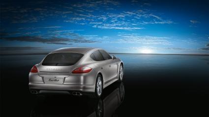 Porsche Panamera Turbo 2