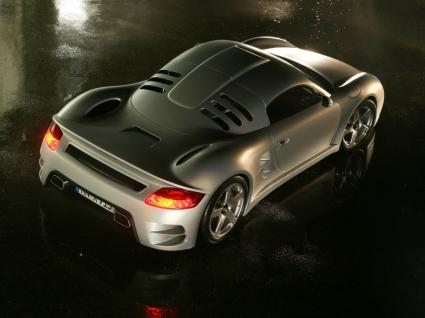 Porsche RUF CTR 3 Wallpaper Porsche Cars