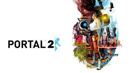 Portal 2 Characters