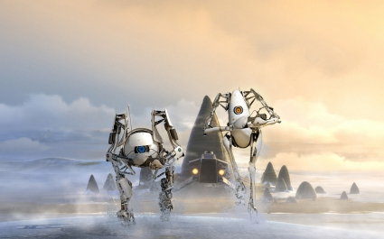 Portal 2 Robots Atlas P Body