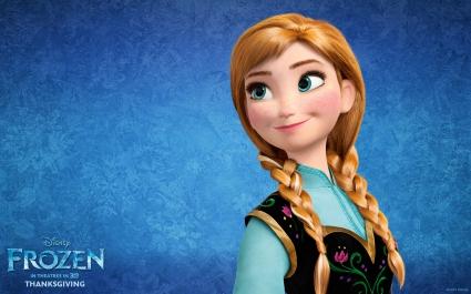 Princess Anna Frozen