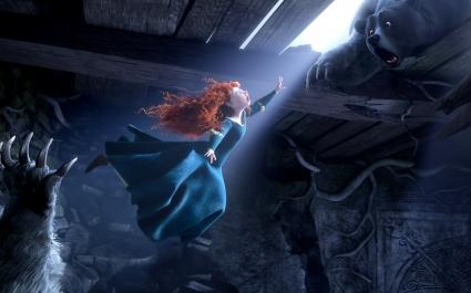 Princess Merida Brave Movie