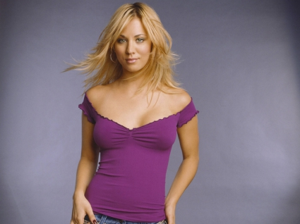 Prison Break Actress Kaley Cuoco