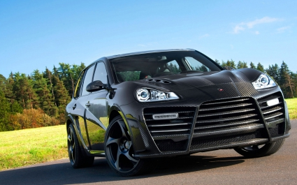 Prosche Mansory Chopster Limited Edition