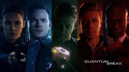 Quantum Break Cast