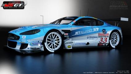 Race Car GT Tour