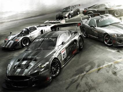 Race Driver Grid Wallpaper TOCA Games