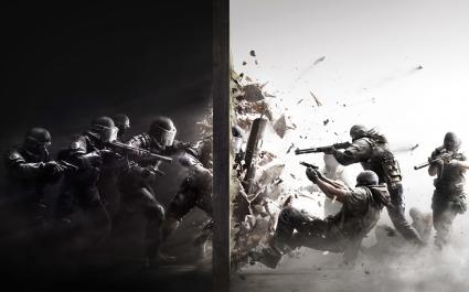 Rainbow Six Siege 2015 Game