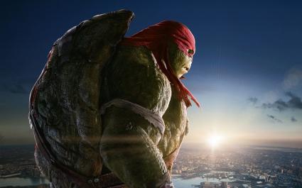 Raphael in Teenage Mutant Ninja Turtles