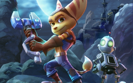 Ratchet and Clank 2015 Movie