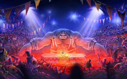 Rayman Legends Game Art