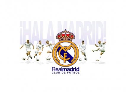 Real Madrid FC Wallpaper Real Madrid Sports