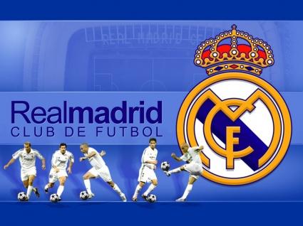 Real Madrid Wallpaper Real Madrid Sports