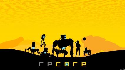 ReCore 4K 8K Game