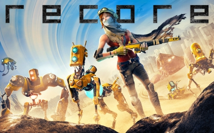 ReCore Game 4K 5K