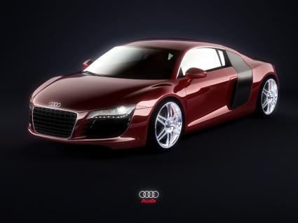 Red Audi R8 Wallpaper Audi Cars