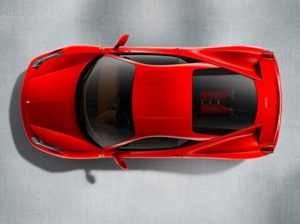 Red Ferrari Italia Wallpaper Ferrari Cars