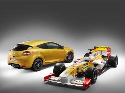 Renault Megane RS Wallpaper Renault Cars