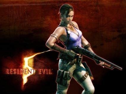 Resident Evil 5 Wallpaper Resident Evil Games