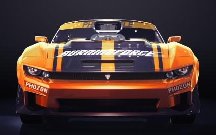 Ridge Racer 3D Game