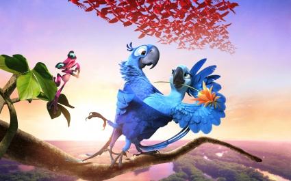 Rio 2 2014 Movie