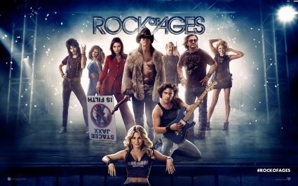 Rock of Ages 2012 Movie