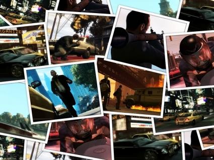 Rockstar GTA 4 Wallpaper GTA IV Games
