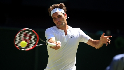 Roger Federer 4K