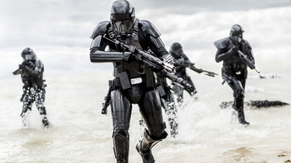 Rogue One A Star Wars Story Stormtroopers