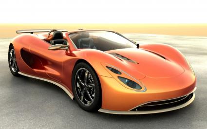 Ronn Motor Scorpion Super Car