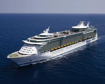 Royal Caribbean Expensive Ship