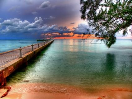 Rum Point Wallpaper Cayman Islands World