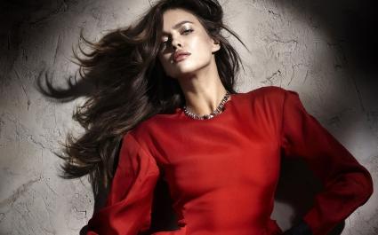Russian Model Irina Shayk