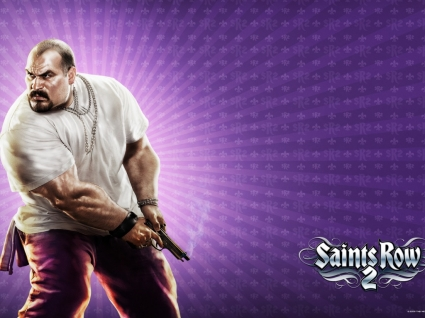 Saints Row 2 Wallpaper Saints Row Games