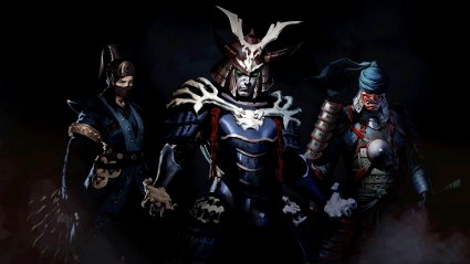 Samurai Pack Mortal Kombat X