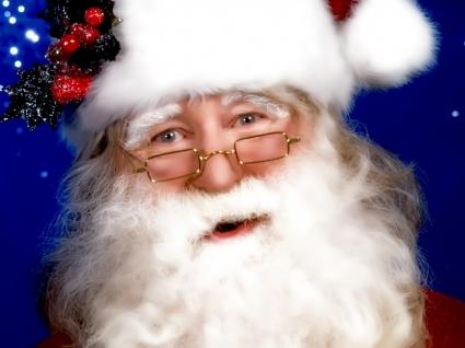 Santa Claus Wallpaper Christmas Holidays