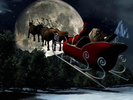 Santa Sledge