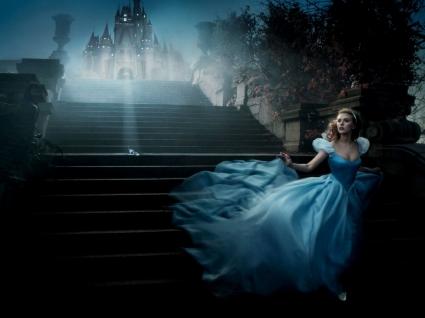 Scarlett Johansson in Cinderella story Wallpaper Scarlett Johansson Female celebrities