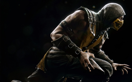 Scorpio Mortal Kombat 4K 5K