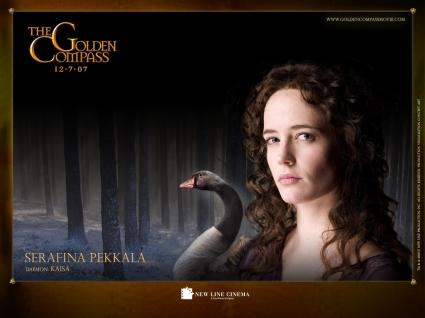 Serafina Pekkala Wallpaper The Golden Compass Movies