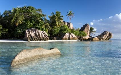 Seychelles Sea Shores