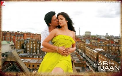 Shahrukh Katrina Kaif Jab Tak Hai Jaan