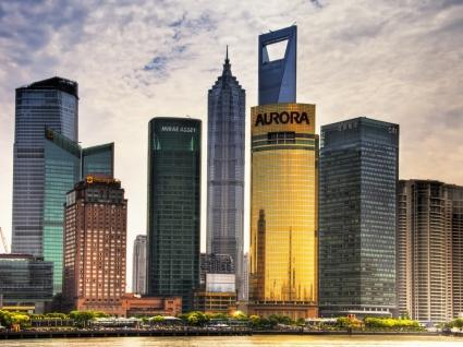 Shanghai Wallpaper China World