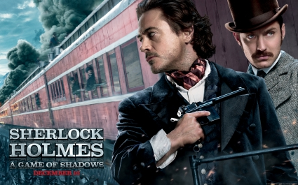 Sherlock Holmes 2 Wallpapers in jpg format for free download