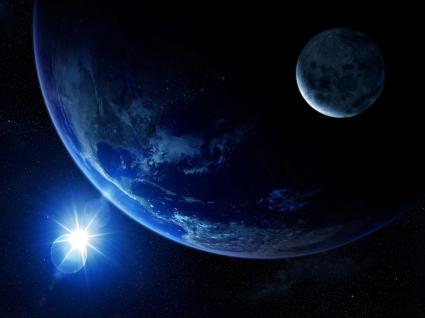 Shine to Earth