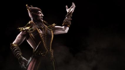 Shinnok Mortal Kombat X