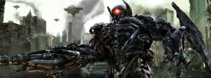 Shockwave in New Transformers 3